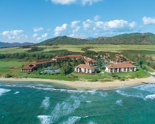 Kauai Beach Resort Villas Rentals