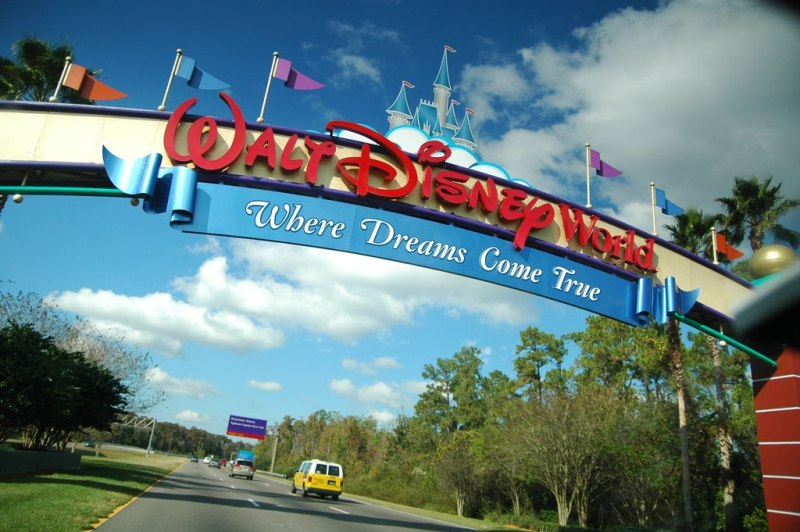disneyworld-highway