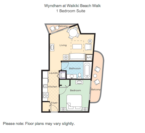 waikiki-beachwalk-1bedroom-suite-floor-plan
