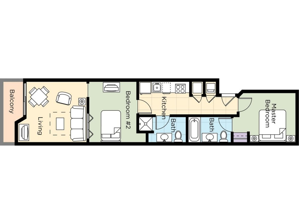 2-bedroom-ocean-front-floor-plan